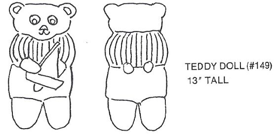 Teddy Doll