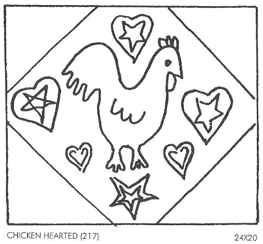 Chicken Hearted