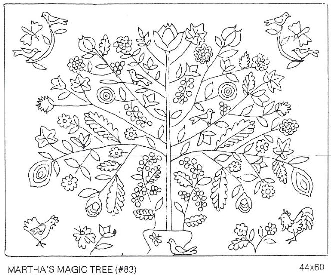 Martha's Magic Tree