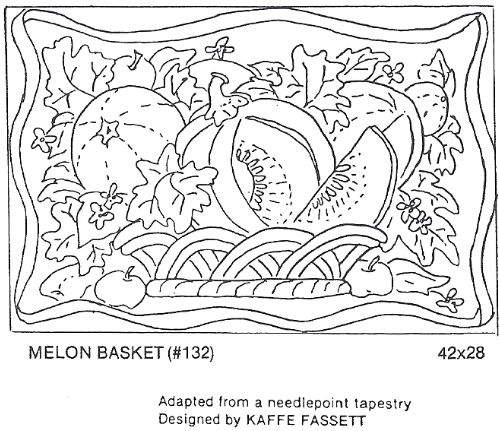 Melon Basket
